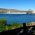 produção de energia em hidroeletrica